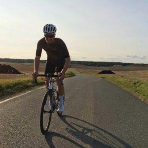 Mads Dellgren cykling
