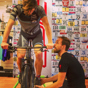 bikefit, cykel